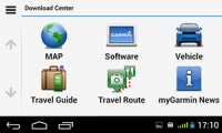 Garmin Download Center