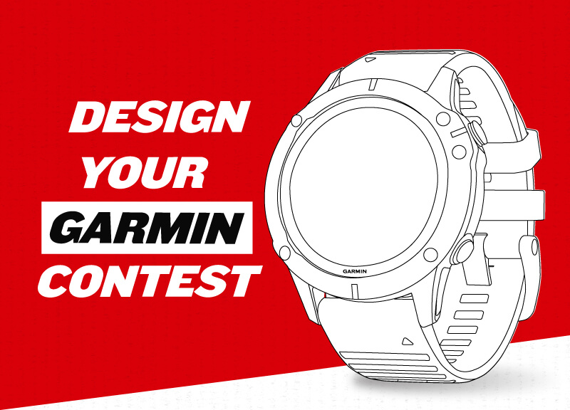 Design Your Garmin Contest