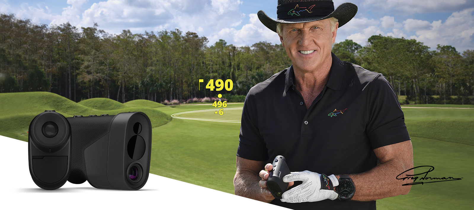Approach Z82 - Golf Laser Range Finder with GPS