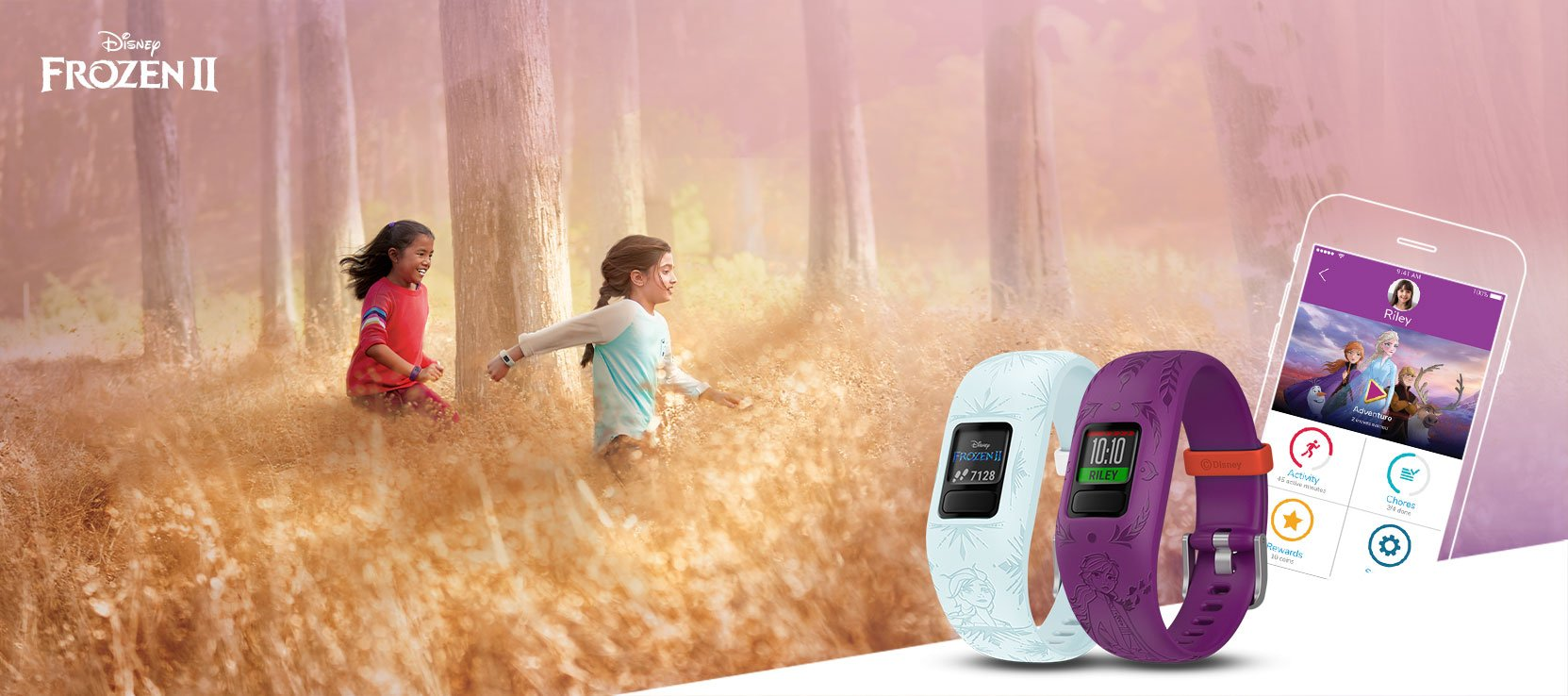 vivofit jr.2 - kids fitness tracker