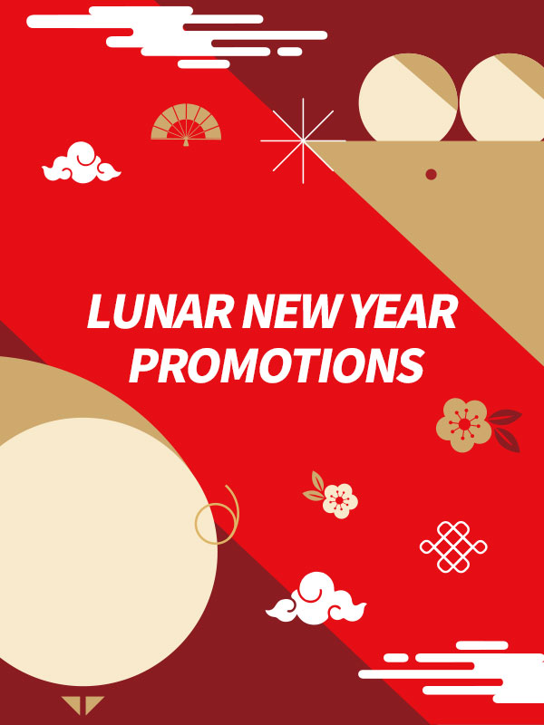 Lunar New Year Promotions