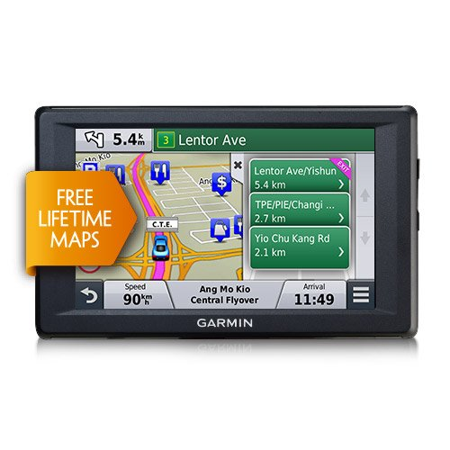 Garmin Map Update >> nuvi 4592LM SG/MY | Discontinued | Products | Garmin | Singapore | Home