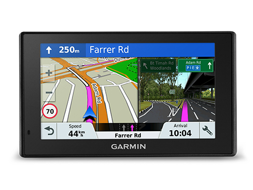 Garmin DriveSmart LM Discontinued Products Garmin - Most up to date maps