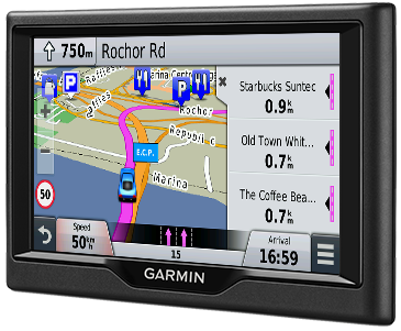 nuvi 57LM | Discontinued | Products | Garmin | Singapore | Home