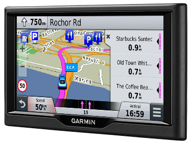 Advanced Driving Navigation At A Value Price