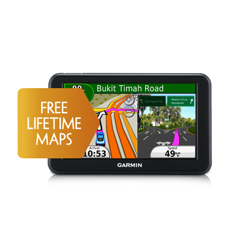 Nuvi LM SGMY Discontinued Products Garmin Singapore Home - Garmin nuvi 50 us maps download free