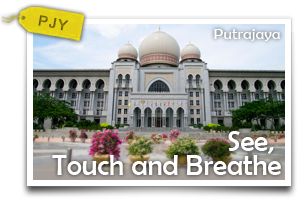 See, Touch and Breathe Putrajaya-A Panoramic Experience of Nature and Architecture