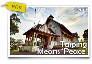 Taiping Means Peace-A Relaxed & Calming Stroll To Scenic Sights