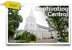 Captivating Central @Singapore-Can You Feel The Pulse?