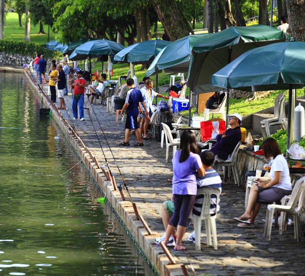 Pasir Ris Fishing Pond Singapore Map Tourist Attractions in – Singapore Tourist Attractions Map
