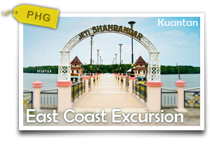 East Coast Excursion - Kuantan-Experience The Warmth Of Peninsular Malaysia's Largest State.