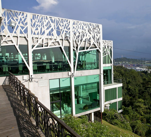 Mount faber jewel box