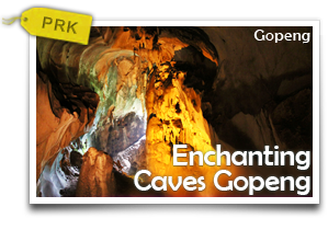 Enchanting Caves Gopeng-Discovering the Nature's Beauty & Man's Architectural Brilliance