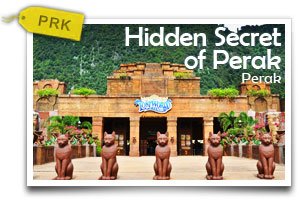 Hidden Secret of Perak -In search of a Lost World in the capital city of Ipoh