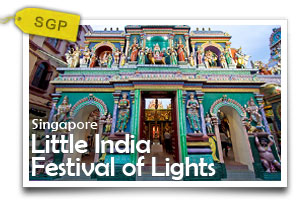 Little India Festival of Lights-Be mesmerised by the splendor and colours of Deepavali at Little India!