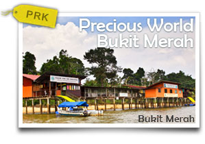 Precious World Bukit Merah-Light and Easy. A Small Town's Beauty.