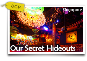 Our Secret Hideouts-For Your Pleasure Only