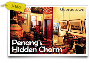 Penang's Hidden Charm-Heading Out of the 'Tourist' Route and Embracing Silent Heroes