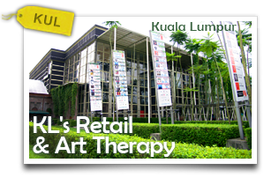 KL's Retail & Art Therapy-Experience the City's Shopping Haven and Arts Appreciation Scene