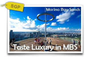Taste Luxury in MBS -Luxurious Living Overlooking the Bayfront