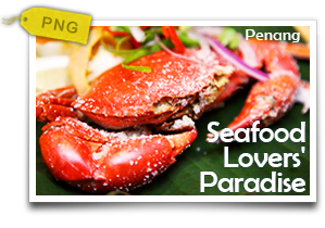 Seafood Lovers' Paradise-Mouthwatering Seafood Amidst Gorgeous Views!
